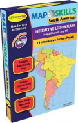 Map Skills: South America Iwb