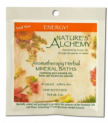 Nature's Alchemy Aromatherapy Bath Energy, 30ml