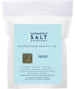 Relaxing Epsom Bath Salts with Lavender