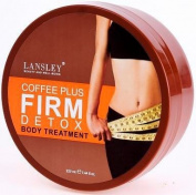 Lansley Coffee Plus Firm & Detox Body Treatment