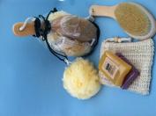 Bath Kit W/vinyl Cosmetic Case