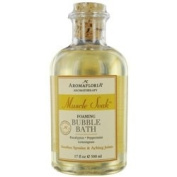 MUSCLE SOAK by Aromafloria FOAMING BUBBLE BATH 500ml BLEND OF EUCALYPTUS, PEPPERMINT, LEMONGRASS