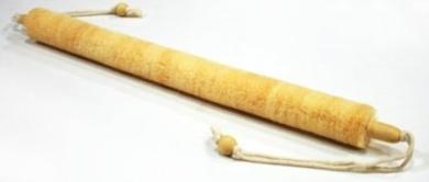 Medium Texture Sisal Back Brush for Dry or Wet Use, 70cm Length