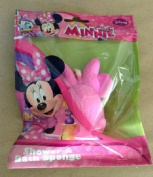 Disney Minnie Mouse Shower & Bath Sponge