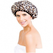 Betty Dain Safari Spots Shower Cap