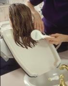 Hair Washing Tray Shoulder Mounted Shampoo Tray