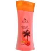 April Bath & Shower Tropical Scent Body Wash, 410ml