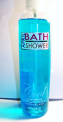 April Bath and Shower Cool Island Breeze Body Splash