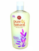 Pure & Natural Body Wash Oatmeal and Shea Butter 470ml
