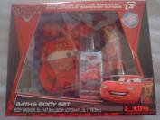 Disney Pixar CARS Bath & Body Gift Set