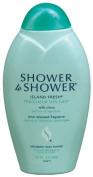 Shower to Shower Absorbent Body Powder, 380ml Bottles