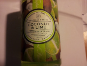 Asquith & Somerset Tropical Fruits Coconut & Lime Bath & Shower Gel 500ml From England
