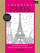 Coloring Paris
