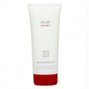Play Sport By Givenchy Hair and Body Shower Gel 200 Ml / 6.7 Oz.