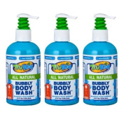 3 Pc Value Pack Trukid Bubbly Body Wash