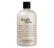 fresh cream shower gel | shampoo, shower gel & bubble bath | philosophy