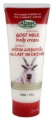 Alpen Secrets Goat Milk and Almond Oil Body Cream