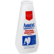 Ammens Powder Medicated Shower Fresh 330ml Idelle Labs