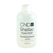 CND Shellac Power Polish - Nourishing Remover - 8oz / 236ml Body Care / Beauty Care / Bodycare / BeautyCare