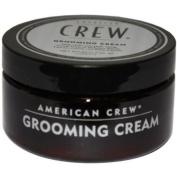 American Crew Grooming Cream, 90ml Jars (Pack of 2) - Packaging May Vary
