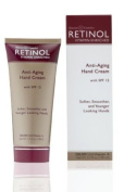 Skincare LdeL Cosmetics Retinol Hand Cream, 100ml Tube