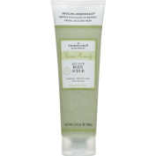 AROMA REMEDY by Aromafloria SALT GLOW BODY SCRUB 350ml BLEND OF EUCALYPTUS, MINERAL SEA SALTS, AND