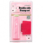 Konad Nail Art Double Ended Stamper And Scraper Body Care / Beauty Care / Bodycare / BeautyCare