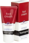 Neutrogena Norwegian Formula Foot Cream for Dry Rough Feet, 60ml