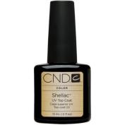 CND Shellac Top Coat Size 0.5 Oz ( New Large Size) -15 Ml Body Care / Beauty Care / Bodycare / BeautyCare