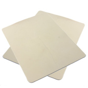 2 x Sheets of Tattoo Tattooing Practise Skins for Needle Machine Supply 20cm X 15cm