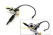 2pcs The Newest Tattoo Machine Mounting LED Light Accessories Tattoo aid utility LED GUN