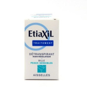Etiaxil Unperspirant Roll-On Treatment for Armpits Sensitive Skins 15ml