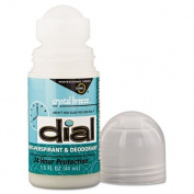 Dial Crystal Breeze Anti-Perspirant Deodorant Roll-on - 45ml - Pack of 12