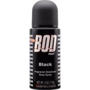 Bod Man Really Black 120ml Deodorant Spray