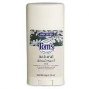 Tom's Of Maine Body Care Toms Of Maine Natural Deodorant Stick, Unscented - 70ml