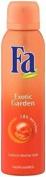 Fa Deodorant Spray Exotic Garden 142g