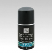 H & B Dead Sea Roll-on Deodorant for Man