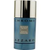 CHROME by Azzaro DEODORANT STICK ALCOHOL FREE 80ml CHROME by Azzaro DEODORANT STICK ALCOHOL FREE