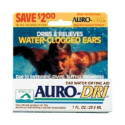 Innovative Auro-Dry Ear Drops