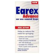 EAREX ADVANCE EAR DROPS 15ml