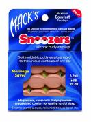 Macks Snoozers Silicone Putty Earplugs