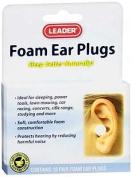 Leader Foam Ear Plugs, 20 CT. Flents