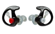 SureFire Black EP3-Large EarPro Sonic Defenders Hearing Protection Earpieces 1 Pair Large EP3-BK-LPR