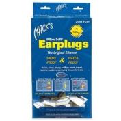 Mack's Pillow Soft® Ear Plugs - White - 200-pair Dispenser