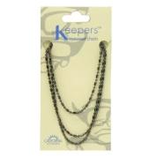 Keepers Eyewear Chain - Pewter