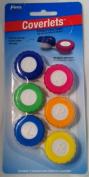 Coverlets - Contact Lens Cases - 3 Pak