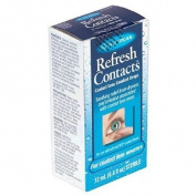 Refresh Refresh Contact Lens Comfort Moisture Drops, 12 ml