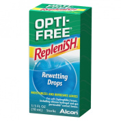 Opti-Free Replenish Rewetting Drops, 0.33 Fluid Ounce