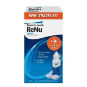 Bausch And Lomb Bausch & Lomb Re-Nu Fresh Multi-Purpose Solution For Soft Contact Lenses Travel Kit, 60ml