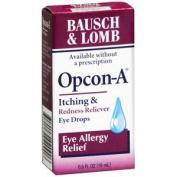 Bausch And Lomb *** Opcon-A Eye Drops B/L 15ml